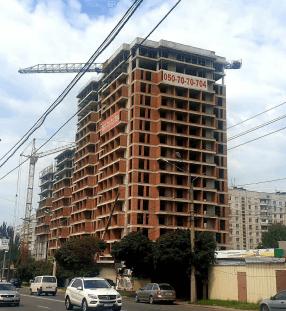 Липень 2020 будівництво