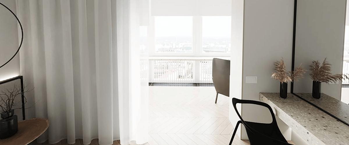 окна в жилом комплексе Континенталь харьков