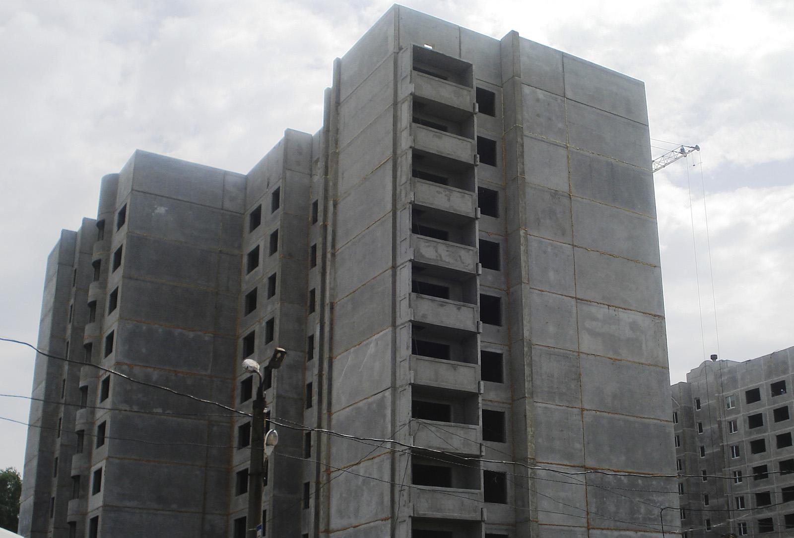Які будинки будують в Україні?